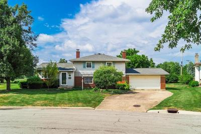Canal Winchester Single Family Home Contingent Finance And Inspect: 200 Woodsview Drive