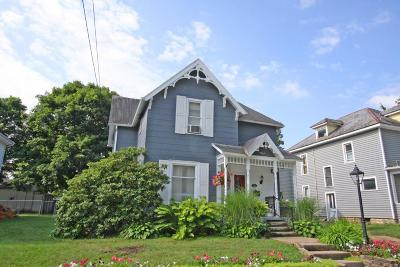 Mount Vernon OH Single Family Home Contingent Finance And Inspect: $130,000