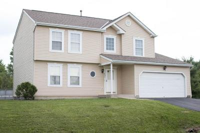 Blacklick Single Family Home Contingent Finance And Inspect: 200 Strathsprey Drive