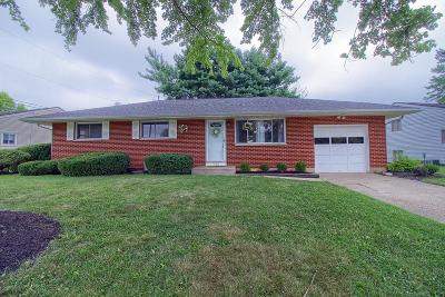 Westerville Single Family Home Contingent Finance And Inspect: 498 Sioux Drive