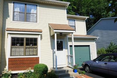 Worthington Condo Contingent Finance And Inspect: 7817 Woodhouse Lane