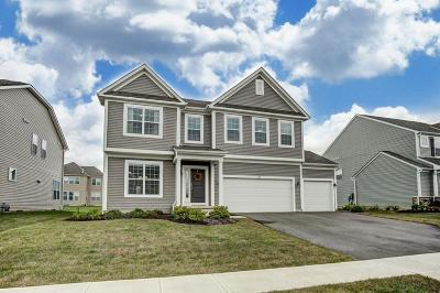 Marysville Single Family Home Contingent Finance And Inspect: 816 Deer Run Drive