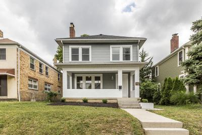 Grandview Heights Single Family Home For Sale: 1450 Haines Avenue