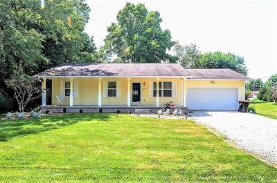 Utica Single Family Home Contingent Finance And Inspect: 555 N Washington Street