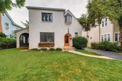 Bexley Single Family Home Sold: 60 N Ardmore Road