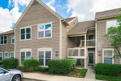 Hilliard Condo Contingent Finance And Inspect: 3450 Fishinger Mill Drive