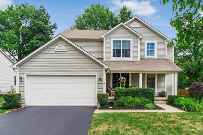 Westerville Single Family Home Contingent Finance And Inspect: 6891 Olga Court