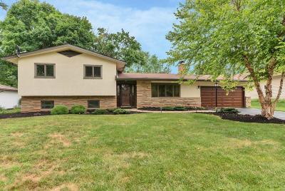 Single Family Home For Sale: 3301 Braidwood Drive
