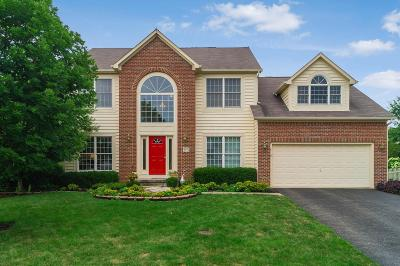 Westerville Single Family Home For Sale: 5971 Congressional Drive