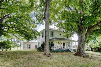Utica Single Family Home Contingent Finance And Inspect: 9962 Weaver Road