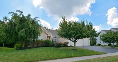 Grove City Single Family Home Contingent Finance And Inspect: 2053 Autumn Wind Drive