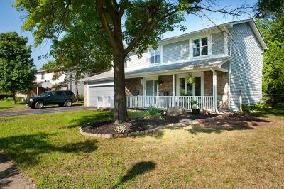 Westerville Single Family Home For Sale: 685 Vancouver Drive