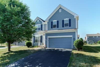 Groveport Single Family Home Contingent Finance And Inspect: 445 Voyager Drive