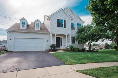 Westerville Single Family Home Contingent Finance And Inspect: 5659 Quinn Court