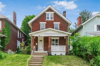 Single Family Home For Sale: 885 S 22nd Street