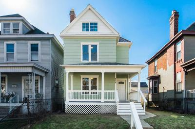 Single Family Home For Sale: 879 Linwood Avenue