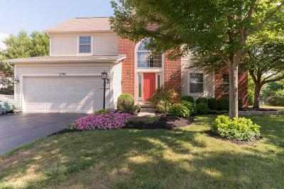 Hilliard Single Family Home For Sale: 5594 Jennybrook Lane