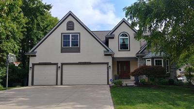 Reynoldsburg Single Family Home Contingent Finance And Inspect: 8099 Slate Ridge Boulevard
