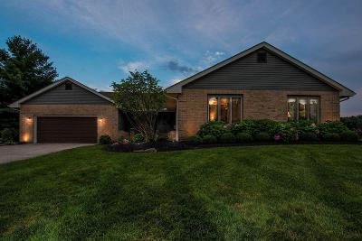 Westerville Single Family Home For Sale: 5180 Longrifle Court
