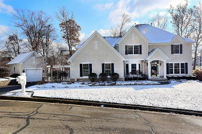 Westerville Single Family Home For Sale: 4904 Killarney Court