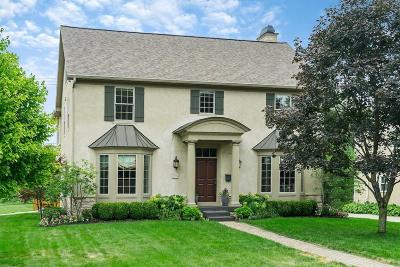 Upper Arlington Single Family Home For Sale: 2596 Andover Road