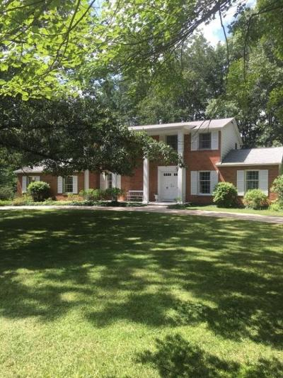 Westerville Single Family Home Contingent Finance And Inspect: 8849 Hawthorne Point