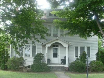 Stoutsville Single Family Home Contingent Finance And Inspect: 11689 Main Street
