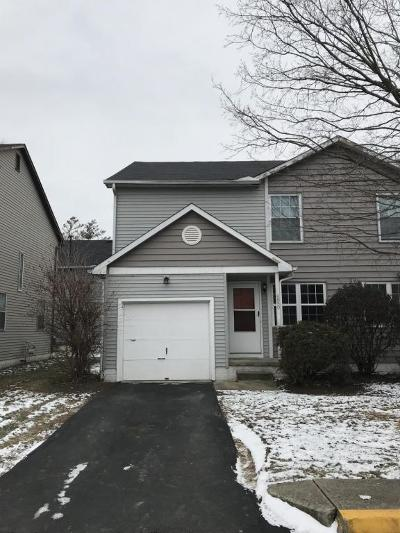 Hilliard Single Family Home Contingent Finance And Inspect: 4850 Lady Jane Avenue #7A