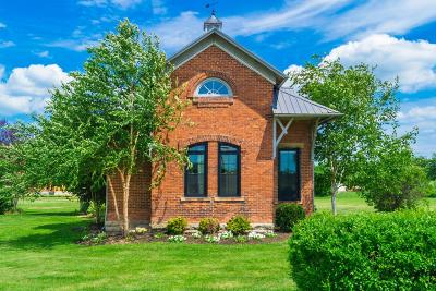 Powell Single Family Home For Sale: 6711 Steitz Road