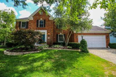 Hilliard Single Family Home For Sale: 3319 River Narrows Road