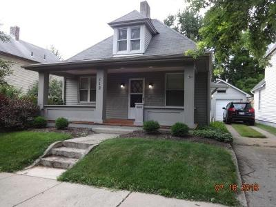 Clintonville Single Family Home For Sale: 112 W Pacemont Road