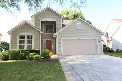 Hilliard Single Family Home For Sale: 5698 Westbriar Drive