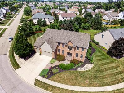 Pickerington Single Family Home For Sale: 13000 Silverbrook Drive