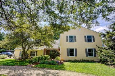 Baltimore Single Family Home For Sale: 11607 Stoudertown Road NW