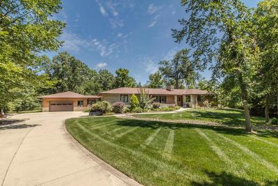 Dublin Single Family Home For Sale: 5570 Indian Hill Road