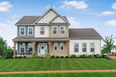 Grove City Single Family Home For Sale: 1667 Hartig Drive