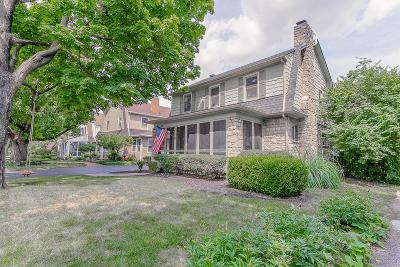 Upper Arlington Single Family Home For Sale: 1674 Andover Road