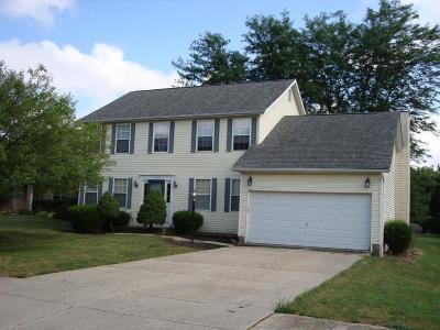 Single Family Home For Sale: 5667 Davidson Road