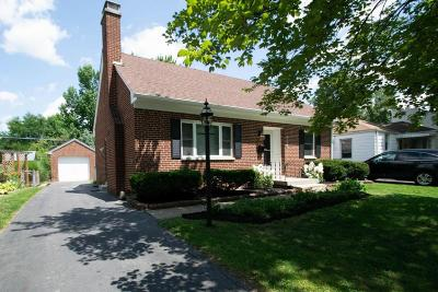 Single Family Home For Sale: 336 E Weisheimer Road