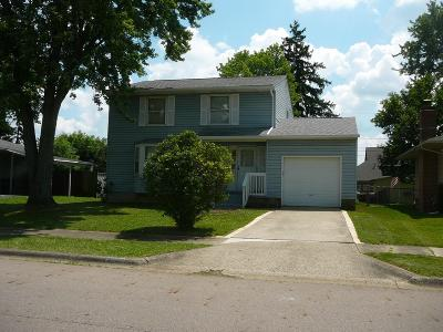 Single Family Home For Sale: 6507 Portsmouth Drive