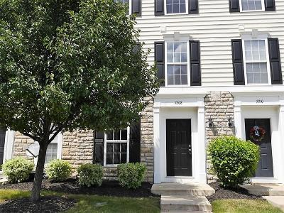New Albany Condo Contingent Finance And Inspect: 7208 Billy Goat Drive
