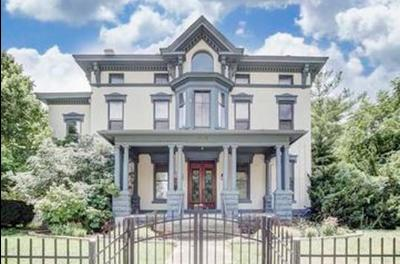 Columbus Single Family Home For Sale: 1317 E Broad Street
