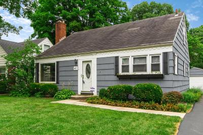 Clintonville Single Family Home Contingent Finance And Inspect: 47 Deland Avenue