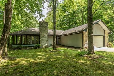 Galena Single Family Home Sold: 13550 Duncan Run Road