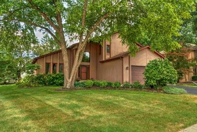 Westerville Single Family Home For Sale: 1096 Forest Glen Road