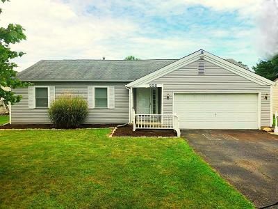 Pataskala Single Family Home Contingent Finance And Inspect: 228 Tyler Avenue