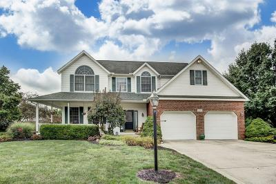 Circleville Single Family Home For Sale: 1265 Eastwood Drive