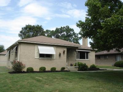 Upper Arlington Single Family Home For Sale: 3267 Kenyon Road