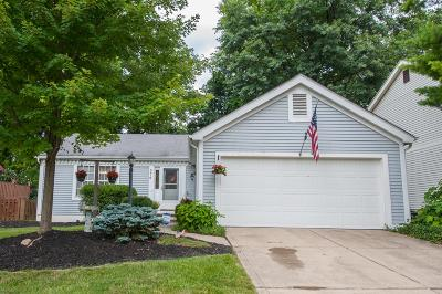 Single Family Home For Sale: 576 Indian Summer Drive