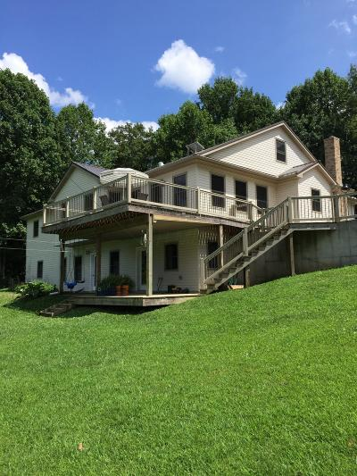 Pike County Single Family Home For Sale: 1502 Pine Top Road